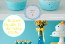Twins First Birthday Party / by Rebecca Eliseo-Arras