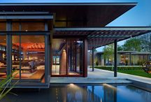 Decks, pools and outdoor spaces