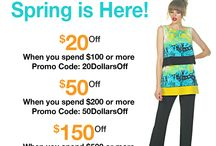 Spring Sales! / Spring Sales at evavarro.com