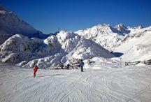 Wintersport / Waar kan je geweldig wintersporten