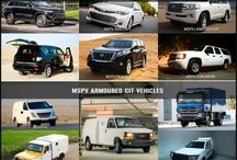 Most trusted armored vehicles and bulletproof car
