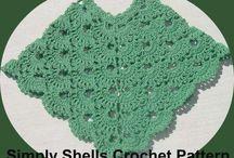 Susan / Shell poncho