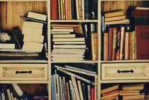 Bookshelf Ideas / by Elizabeth Hyndman