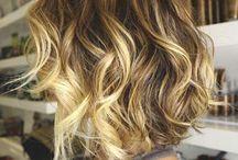 Cheveux Effet Vagues