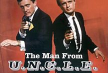 Man From Uncle / by Leslie Phillips
