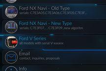 Radio Code Calculator for Ford / App iOS ford radio code calculator