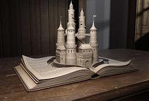 booksculpturing