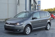 VW touran 7 plazas 2.0 cdi 140cv sport