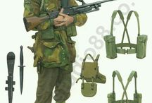 2nd ww british soldiers and equip