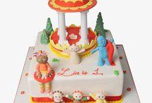 Upsy daisy Cakes