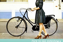 Bicycles / by Laurie Boughaba
