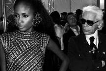 Lagerfeld & McQueen  / by Pola Orellana