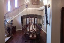 Real Estate Photography Dining Rooms