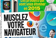Janvier 2015. la revue de presse du CDI
