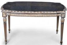 Antique Coffee Table / We present you with exquisite designed antique French style coffee table, Italian style coffee table, traditional English coffee table and many more such intricately carved splendid furniture items, designed and produced by our master English craftsmen who brings to you a wide range of stylish looking coffee tables in England that speaks class and elegance of the highest order.