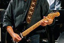 David Gilmour & Richard Wright