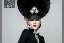 Millinery / Www.facebook.com/CarmenBrookemillinery/ Inspiration and my own hand made pieces.