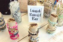 Display bracelets +