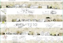 Architecture Board Layout - examples