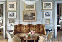 sitting rooms that don't take themselves too seriously...