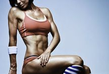 Fitness Model Kelly Rennie / Fitness, Health & Abs