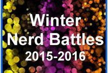 Winter Nerd Battles 2015-2016