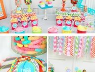 party ideas / by Michele Moore