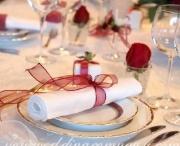 Colores de boda Rosa/Blanco