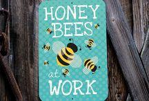 Honey Bees / by Sarah Richardson