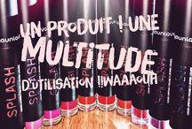 Younique by Mélanie C / Produits cosmétiques naturels