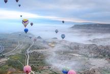 What a sight! (Hot Air Balloons)