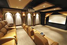 Home Theater / by Kimberly Gay-Jenkins