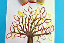 Tvoření - podzim / Tvoření