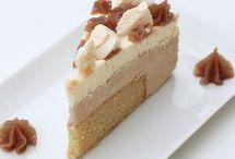 dessert marrons