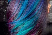 Hair Colors / Mermaid Hair ftw