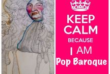 Pop Baroque by Beatrice Feo Filangeri