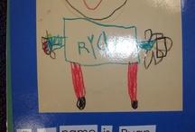 Kindergarten Literacy - Centers and stuff