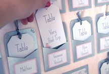 Wedding - Plan de table