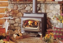 Cabin Stove Décor  / by Harman Stoves