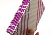 Homemade books and paper craft ideas