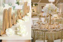 Свадьба в золотом