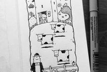 ART: Cartoon sketch