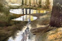 Paysages / La nature vue par des artistes