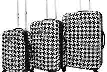 Fashion: Suitcase print designs