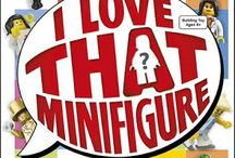 Upcoming 2015 DK Book Exclusives Revealed-LEGO® I Love That Minifigure! Hardcover – 1 Oct 2015