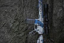 custom paint Waffen