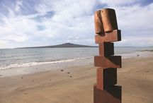 #NZ Sculpture OnShore / Biennial outdoor sculpture exhibition NZ Sculpture OnShore, held in Auckland, New Zealand.