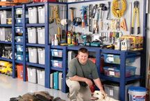garage/man cave ideas