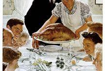 Thanksgiving / by Caroline Gottwald