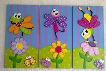 arte decorativo para niños